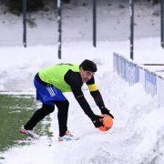 Training Winterpause