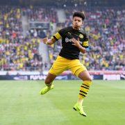 Geschwindigkeit im Fußball - Jadon Sancho