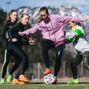 Training für Frauenfußball